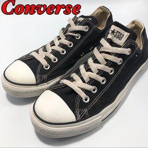 Converse Black & White Classic Low Sneaker W10 M8